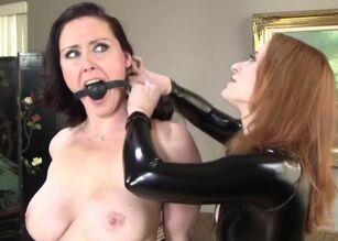 Christina carter bondage videos